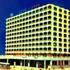 Postales: HOTEL LISBOA - BADAJOZ . Lote 38602959