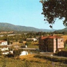 Postales: HOSTAL Y RESTAURANTE TRES CAMINOS - CRUCE CARRETERAS ORDESA BENASQUE EL GRADO HUESCA. Lote 39321286