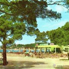 Postales: MALLORCA BALNEARIO SANTA PONSA 1968. Lote 39321686