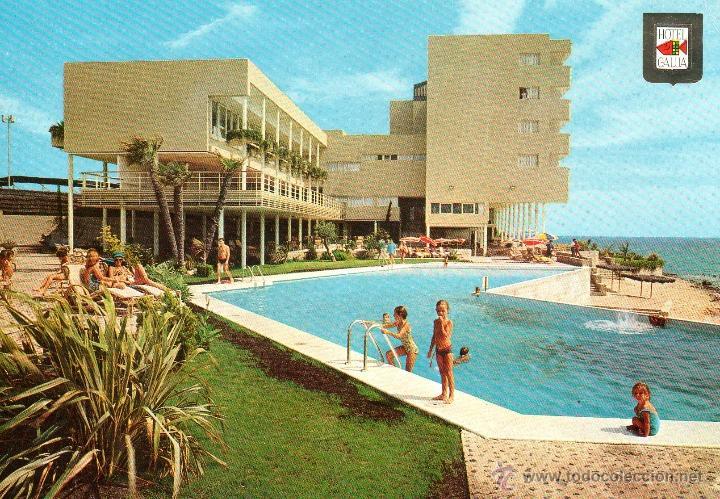 Murcia cartagena hotel galua hacienda 2 mares p comprar postales antiguas de hoteles y - Hoteles en murcia con piscina ...