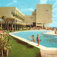 Postales: MURCIA CARTAGENA HOTEL GALUA HACIENDA 2 MARES PISCINA LA MANGA DEL MAR MENOR. Lote 39322213