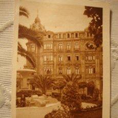 Postales: TARJETA POSTAL HOTEL COVADONGA OVIEDO. Lote 39506703