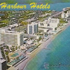 Postales: BAR HARBOUR HOTELS (ESTADOS UNIDOS). Lote 39619039