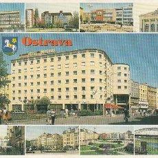 Postales: HOTEL IMPERIAL EN OSTRAVA (REPUBLICA CHECA). Lote 39619164