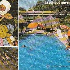 Postales: LA BENOUÉ NOVOTEL GAROUA EN GAROUA (CAMERUN). Lote 39619201