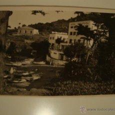 Postales: ANTIGUA POSTAL FOTOGRAFICA HOTEL, NO SE DE DONDE ES.... Lote 39866809