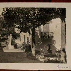 Postales: ANTIGUA FOTO POSTAL DEL BALNEARIO DE CARDO - TARRAGONA - CIRCULADA.. Lote 38251400
