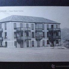 Postales: ANTIGUA POSTAL - GRAN HOTEL COLINA - SANTANDER - E. CABRILLO - TORRELAVEGA -SIN CIRCULAR, NO ESCRITA. Lote 41129668