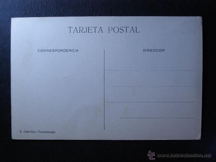 Postales: Antigua Postal - Gran Hotel Colina - Santander - E. Cabrillo - Torrelavega -Sin circular, no escrita - Foto 2 - 41129668