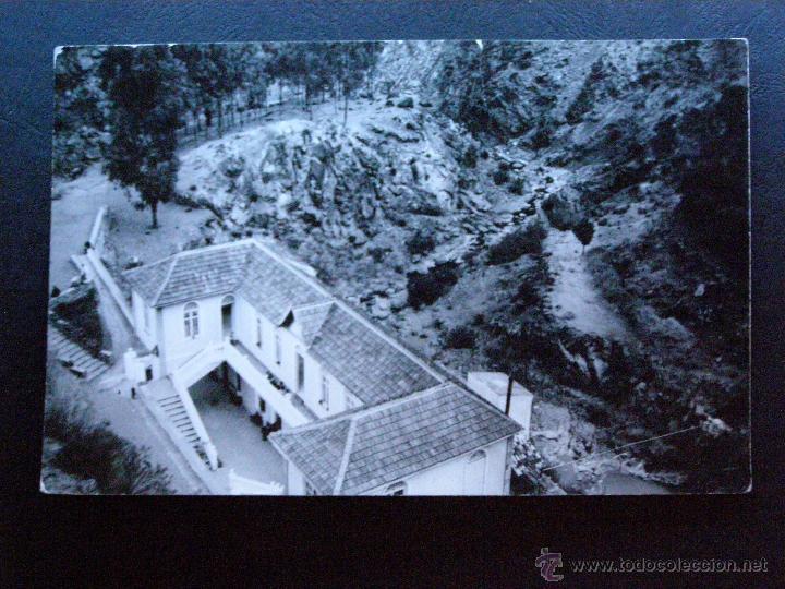 ANTIGUA POSTAL - BALNEARIO DE TOLOX - MALAGA - RARA - 1966 - ESCRITA - (Postales - Postales Temáticas - Hoteles y Balnearios)