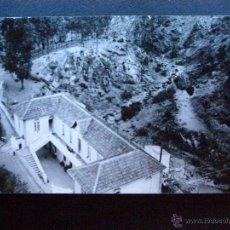 Postales: ANTIGUA POSTAL - BALNEARIO DE TOLOX - MALAGA - RARA - 1966 - ESCRITA -. Lote 41213574