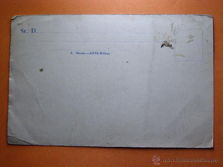 Postales: Antigua postal - Hotel Reina Victoria - Ronda - F. Mesas - Arte Bilbao - Sin escribir - - Foto 2 - 41236884