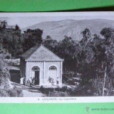Postales: ANTIGUA POSTAL - LANJARÓN - LA CAPUCHINA - HELIOTIPIA DE KALLMEYER Y GAUTIER - NUEVA -SIN ESCRIBIR. Lote 41750313