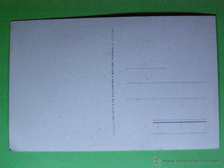 Postales: Antigua postal - Lanjarón - La capuchina - Heliotipia de Kallmeyer y Gautier - Nueva -Sin escribir - Foto 2 - 41750313