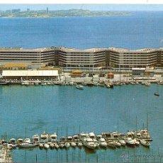 Postales: ALICANTE, HOTEL MELIA, CIRCULADA CON DOS SELLO. Lote 98157444