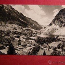 Postales: POSTAL - BALNEARIO DE PANTICOSA - HUESCA - EDICIONES SICILIA - VISTA GENERAL - ESCRITA - 1963. Lote 43149637