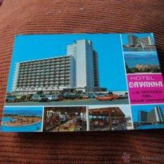 Postales: HOTEL CAVANNA MURCIA VER FOTO DE REVERSO MIRA MAS POSTALES EN MI TIENDA VISITALA EL RINCON DE JJ. Lote 43384092