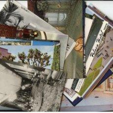 Postales: 60 POSTALES DE HOTELES DE ESPAÑA Y DEL MUNDO. AÑOS 60-70. LA MAYORIA SIN CIRCULAR. Lote 43395034