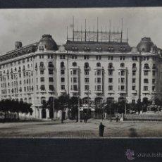 Postales: ANTIGUA FOTO POSTAL DEL HOTEL PALACE. MADRID. ESCRITA. Lote 43451028