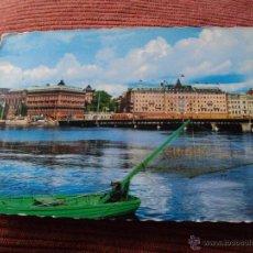 Postales: ESTOCOLMO HOTEL ROYAL LA DE LAS FOTOS MIRA MAS POSTALES EN MI TIENDA VISITALA. Lote 43640921