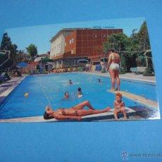 Postales: POSTAL. HOTEL LUGANO VENEZIA. VENECIA. ITALIA. Lote 43819646