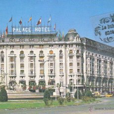 Cartoline: POSTAL - MADRID HOTEL PALACE - NO CIRCULADA . Lote 43931017