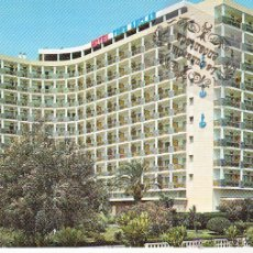 Cartes Postales: POSTAL - HOTEL 3 TRES ANCLAS GANDIA VALENCIA - NO CIRCULADA . Lote 43931231