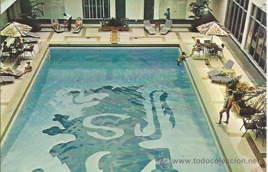 ** PH108 - POSTAL - SINGAPURA FORUM HOTEL (Postales - Postales Temáticas - Hoteles y Balnearios)