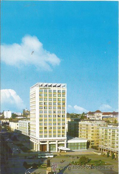 +-+ PV1386 - POSTAL - HOTEL UNIREA - LASI (Postales - Postales Temáticas - Hoteles y Balnearios)