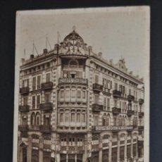 Postales: ANTIGUA POSTAL DE VALENCIA. HOTEL VICTORIA. CIRCULADA. Lote 44199102