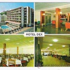 Postales: HOTEL DEX -LLORET DE MAR-A1. Lote 44423253