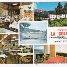 Postales: HOSTAL LA COLLADA -LA MOLINA-. Lote 44423281
