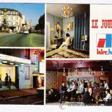 Postales: INTER-HOTEL-LE JOURDAN-LIMOGES-FRANCIA. Lote 44423300