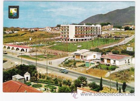 HOTEL SIROCO-TORREMOLINOS-COSTA DEL SOL´- (Postales - Postales Temáticas - Hoteles y Balnearios)