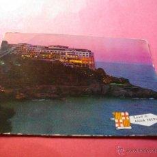Postales: POSTAL DE BEGUR HOTEL CAP SA SAL . Lote 44770425
