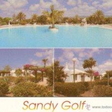 Postales - HOTEL SANDY GOLF, MASPALOMAS, GRAN CANARIAS, , CIRCULADA - 44791732