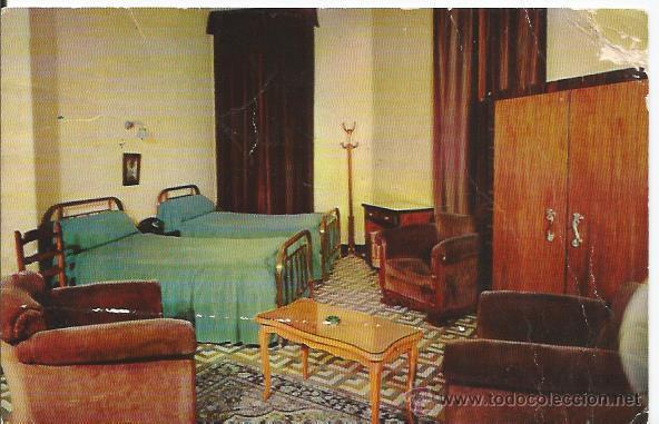 ** PV15 - POSTAL - HOTEL CENTENARIO - ZARAGOZA (Postales - Postales Temáticas - Hoteles y Balnearios)