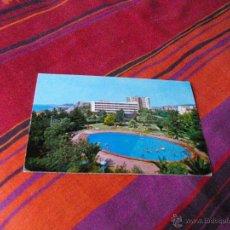 Postales: POSTAL DEL HOTEL AZOR BENICASIM . Lote 44963192