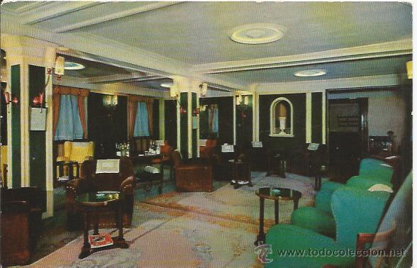 == C580 - POSTAL - HOTEL CENTENARIO - ZARAGOZA (Postales - Postales Temáticas - Hoteles y Balnearios)