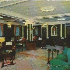 Postales: == C580 - POSTAL - HOTEL CENTENARIO - ZARAGOZA. Lote 44972129