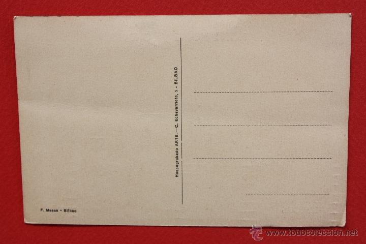 Postales: ANTIGUA POSTAL DE HOTEL NORTE Y LONDRES. BURGOS. SALON. ED. F. MESAS. SIN CIRCULAR - Foto 2 - 45162367