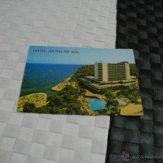 Postales: POSTAL DE MAGALLUF HOTEL ANTILLAS SOL . Lote 45257555