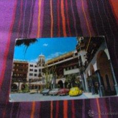 Postales: POSTAL DEL HOTEL SANTA CATALINA LAS PALMAS . Lote 45387226