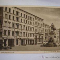 Postales: TARJETA POSTAL NO CIRCULADA HOTEL DE LONDRES VENEZIA LA250. Lote 46073018
