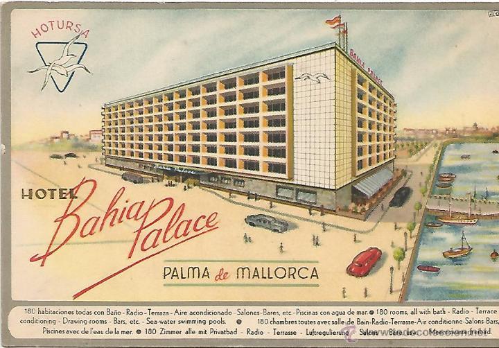 Hotel Bahía Palace Palma De Mallorca Sold At Auction