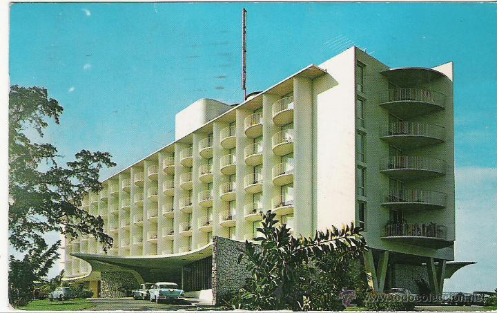 Hotel ponce puerto rico a os 60 circulada comprar postales antiguas de hoteles y - Hoteles en ponce puerto rico ...