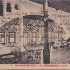 Postales: P- 572. ANTIGUA POSTAL BALNEARIO VICHY CATALÁN. CALDAS DE MALAVELLA.. Lote 47818197