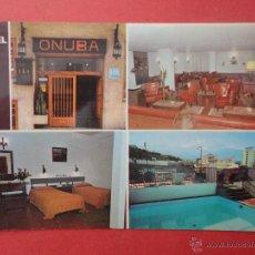 Postales: HOTEL RESIDENCIA ONUBA. PUERTO DE LA CRUZ. TENERIFE. Lote 48194078