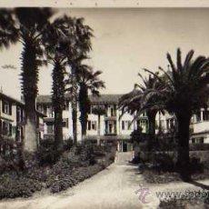 Postales: ALGECIRAS Nº 243 HOTEL CRISTINA EDICIONES ARRIBAS SIN CIRCULAR POSTAL FOTOGRÁFICA . Lote 49613161