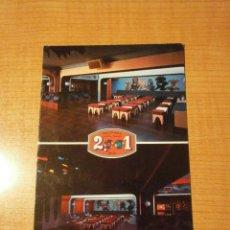 Cartes Postales: POSTAL HOTEL GAUDI DISCOTECA 2001 BOITE REUS SIN CIRCULAR. Lote 49769365